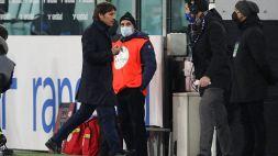 Conte, mister furioso: da Mourinho a Banega, quante liti in campo - FOTO