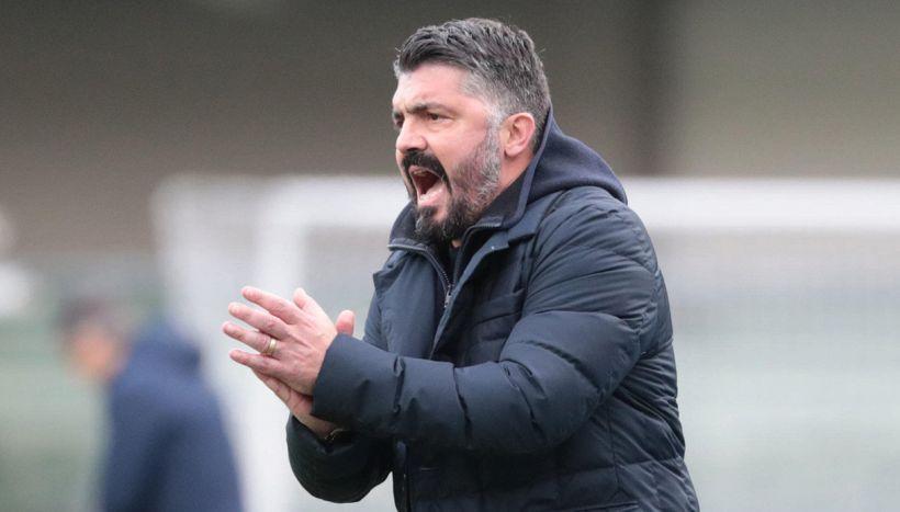 Napoli, Gattuso si ribella a De Laurentiis: gesto rivoluzionario