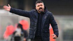 Serie A, Napoli-Benevento: le formazioni ufficiali