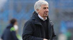 """Gasperini: """"Juventus eliminata dalla Champions? Non sono sorpreso"""""""