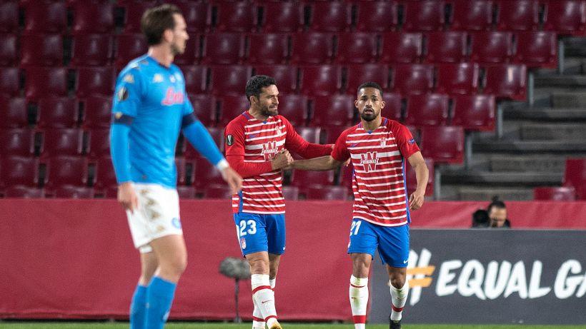 Granada-Napoli 2-0: al Maradona servirà l'impresa, le pagelle