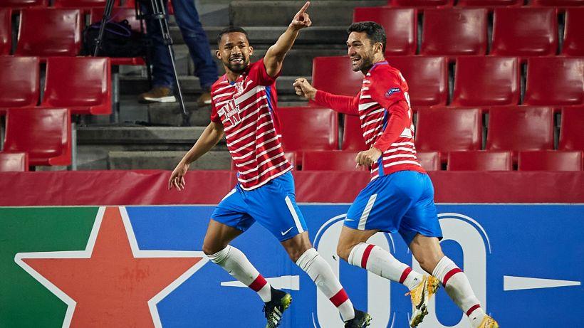 Europa League: Napoli spento contro il Granada, al ritorno serve l'impresa