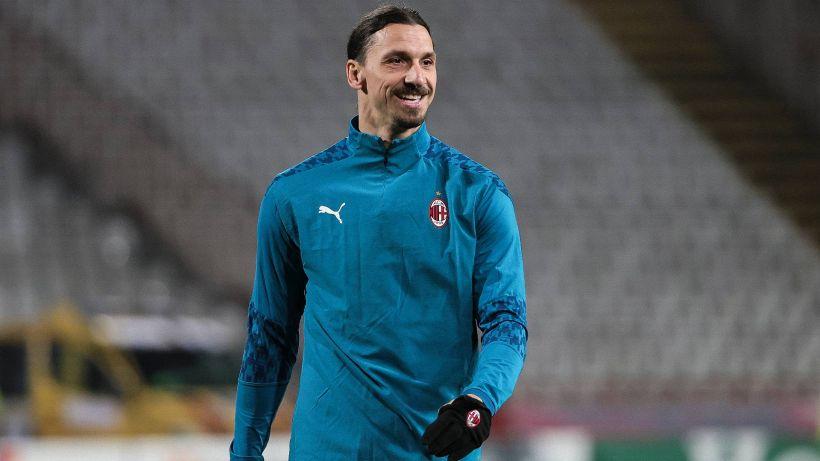 Insulti dei tifosi a Ibrahimovic: la Stella Rossa si scusa con l'attaccante del Milan