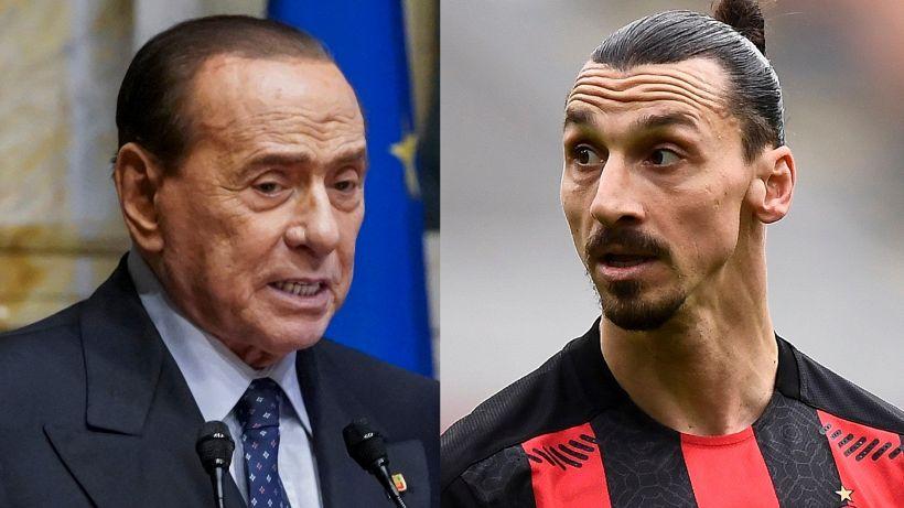 Milan, Ibrahimovic sotto accusa: anche Berlusconi all'attacco