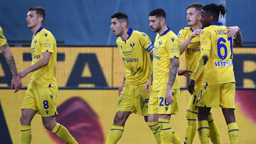 Badelj in extremis, Genoa-Verona finisce 2-2