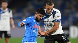 Coppa Italia, Napoli-Atalanta 0-0: le pagelle
