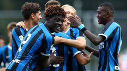 Milan-Inter Primavera 0-3: Satriano show, il derby è nerazzurro
