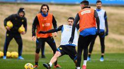 Milan-Inter, prima del Derby si lavora ad uno scambio di prestiti