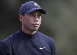 Tiger Woods, tremendo incidente stradale. Le immagini