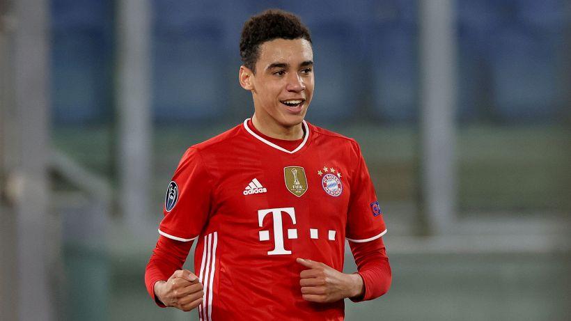 Bayern: Musiala giocherà per la nazionale tedesca
