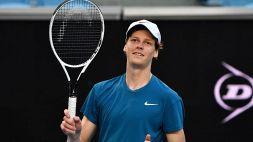 """Tennis, Sinner: """"Non è colpa del mal di schiena, ma mia"""""""