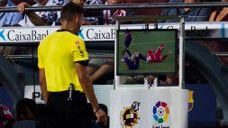 Europa League: designati gli arbitri delle italiane