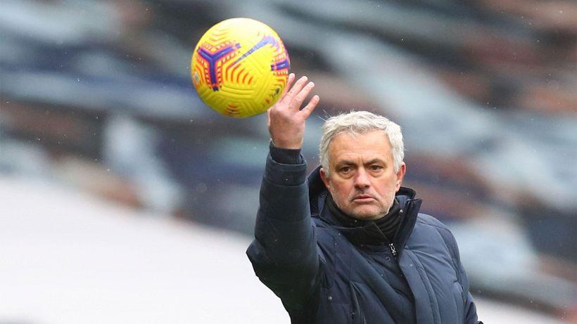 """Premier, Mourinho consapevole: """"Non sono più il tecnico di un tempo"""""""