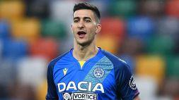 Musso, la Roma vuole anticipare l'Inter