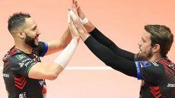 Superlega, Civitanova e Perugia si contendono il primo posto