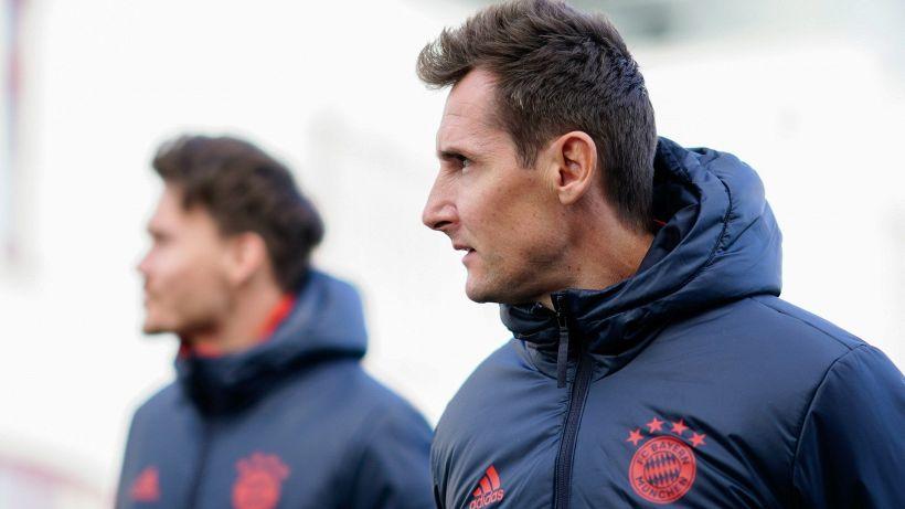 """Klose: """"Se il Bayern giocherà bene la differenza dovrà essere netta"""""""