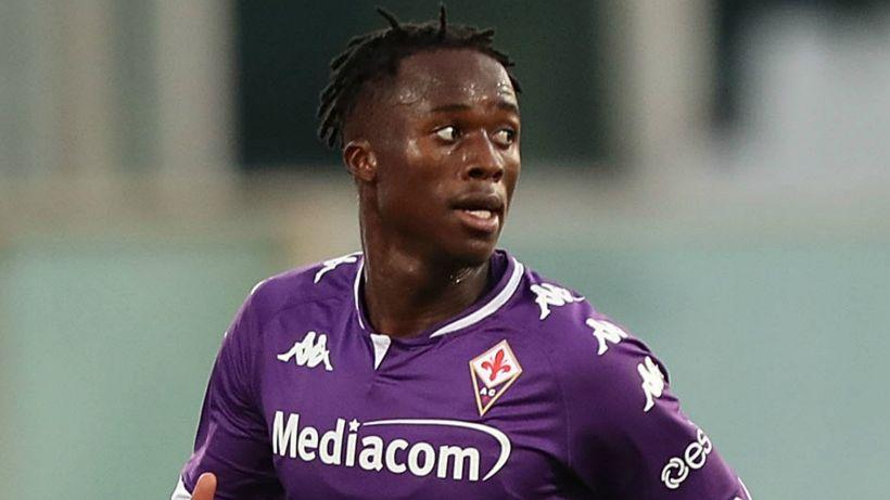Fiorentina: Kouamé out per una lesione al bicipite femorale