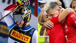 Mondiali sci: a Cortina trionfa Lara Gut, moglie di Valon Behrami