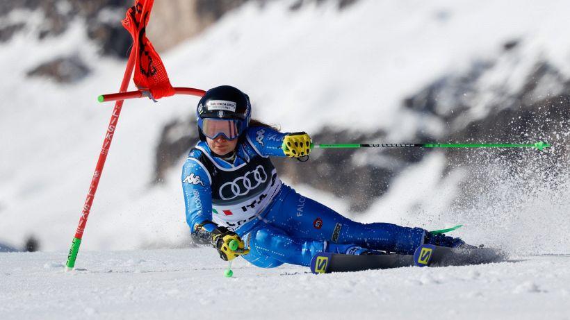 Mondiali di Sci: stagione finita per la Della Mea