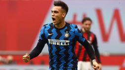 """Lautaro si lega all'Inter: """"Rinnovo, mi vedo qui ancora a lungo"""""""