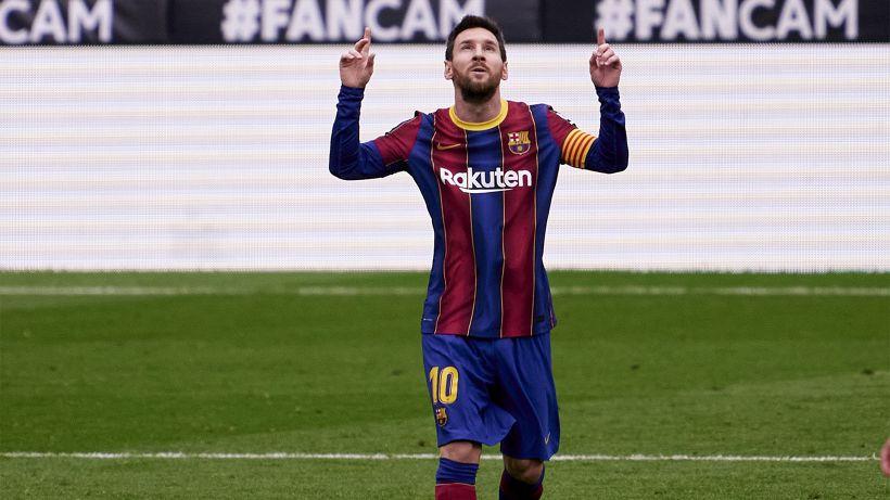 Barcellona, Messi fa un altro passo nella storia: ma il futuro resta un enigma