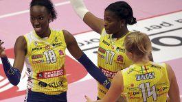 Volley, l'Imoco Conegliano è da record: 50 vittorie consecutive