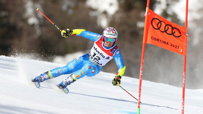 Mondiali di sci, gigante: De Aliprandini 2° alla prima manche