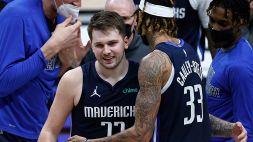NBA: Doncic stende Boston, Harden abbatte i Kings