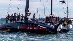 """Luna Rossa, la carica di Sibello: """"Siamo molto vicini a New Zealand"""""""