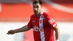 Marco Fossati lascia il Monza: ufficiale il prestito all'Hajduk