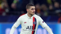 Champions League, PSG: c'è Verratti, out Neymar e Di Maria