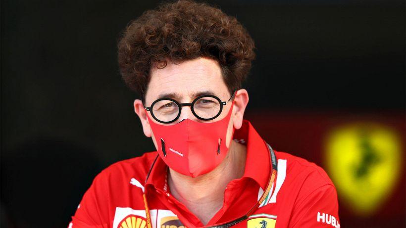 F1, Ferrari: presentazione in due date, le parole di Binotto