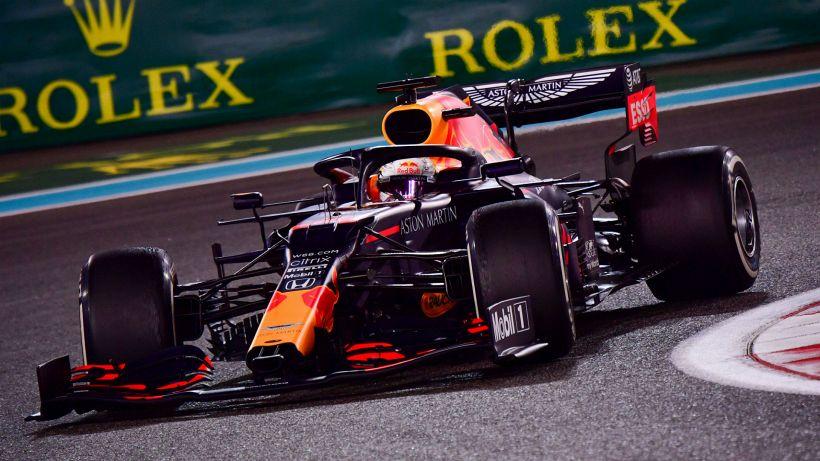 F1: Ufficiale la creazione della Red Bull Powertrains