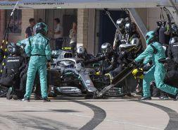 F1, Mercedes lancia l'allarme: power unit a rischio