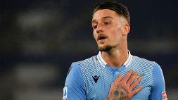 Lazio, novità sul futuro di Sergej Milinković-Savić