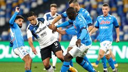 Coppa Italia, Napoli e Atalanta in bianco: tutto rimandato al ritorno
