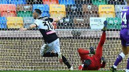 All'Udinese basta un guizzo di Nestorovski: 1-0 alla Fiorentina