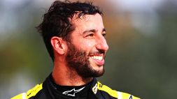 """F1, Ricciardo: """"A Budapest è importante fare una buona qualifica"""""""