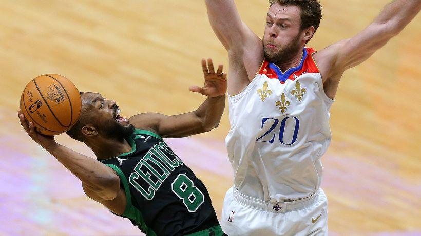 """NBA, Zion: """"Melli, un vero professionista"""""""
