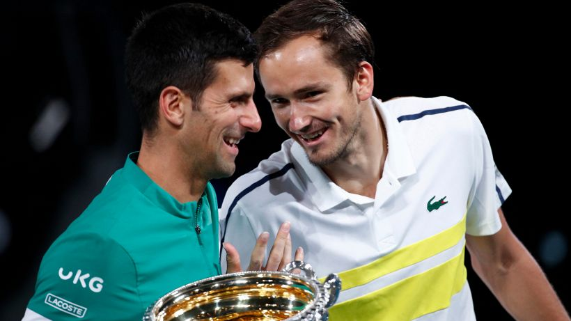 Tennis: la nuova Top 10 del ranking ATP