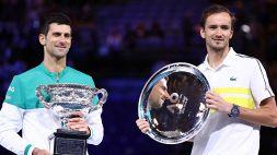 """Tennis, Medvedev: """"Non è stata la mia giornata"""""""