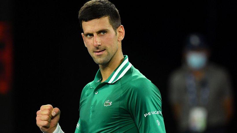 """Australian Open, montepremi più """"povero"""" per Djokovic"""