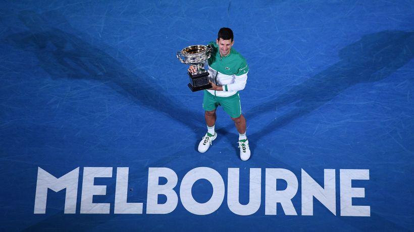 """Tennis, Djokovic: """"Rapporto speciale con la Rod Laver Arena"""""""