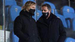 """Bufera sui dirigenti Juve: """"Sono sempre gli stessi"""""""