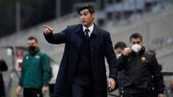 Benevento-Roma, il pre-partita di Paulo Fonseca