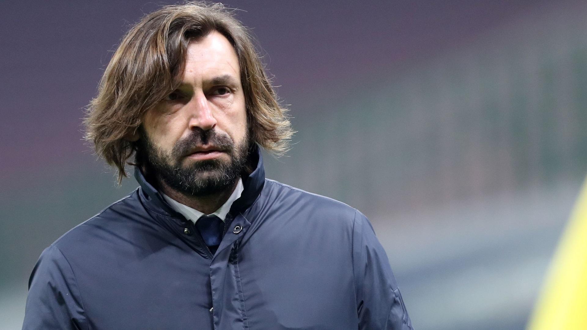 "Pirlo: ""Juve l'anti-Inter? Tutte quelle dietro sono antagoniste"""