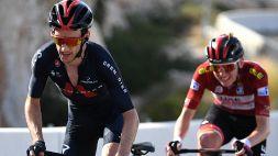 UAE Tour 2021: Tadej Pogacar batte in volata Adam Yates