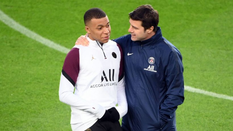 """PSG, Pochettino: """"Mbappé mi ha detto che avremmo vinto"""""""