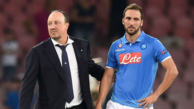 """Benitez: """"Ritornare a Napoli? Meglio che non dica niente"""""""
