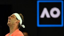 Australian Open, impresa Tsitsipas che elimina Nadal